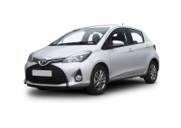 TOYOTA YARIS HATCHBACK 1.33 VVT-i Design Red Bi-tone TSS 5dr [Leather]