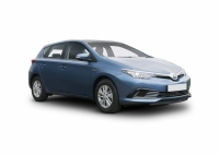 TOYOTA AURIS DIESEL HATCHBACK 1.6 D-4D Excel TSS 5dr [Leather]