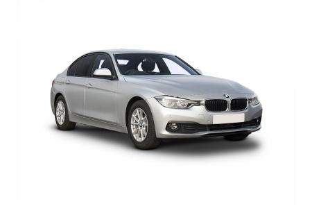 BMW 320i M SPORT SALOON: 1 Year Lease Deal