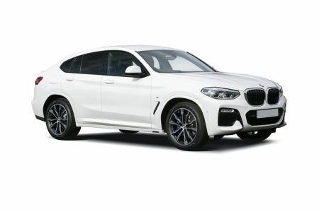 BMW X4 DIESEL ESTATE 20d M Sport 5dr Step Auto