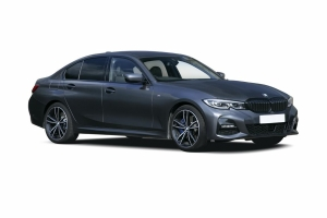 BMW 3 SERIES SALOON (2019) 330i M Sport 4dr Step Auto